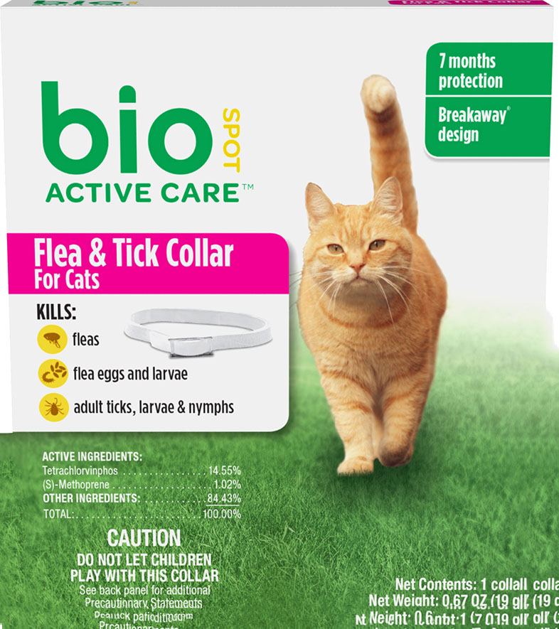 Flea and tick collar for cats_breakaway_July2015