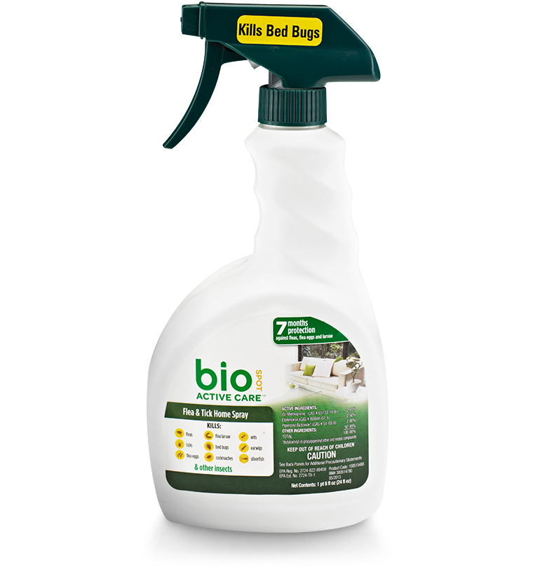 Flea & Tick Home Spray