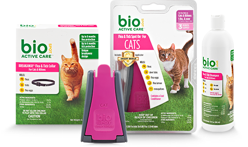 Flea & Tick Cat